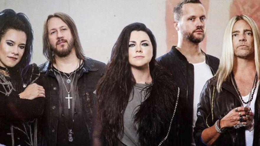 Evanescence fará show online em outubro