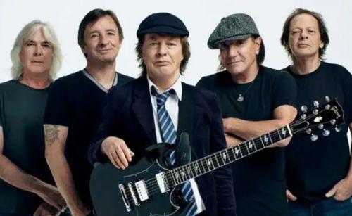 Ouça - Shot In The Dark - o single de retorno do AC/DC