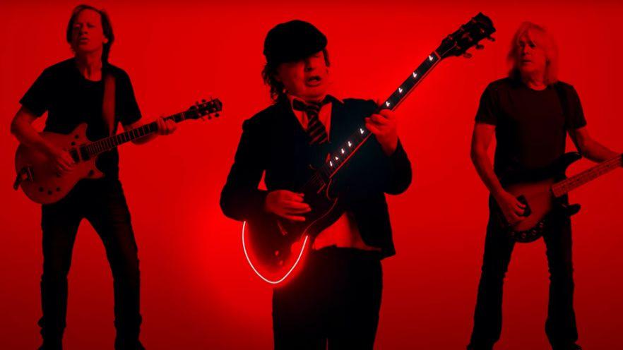 AC/DC lança videoclipe oficial de Shot In The Dark