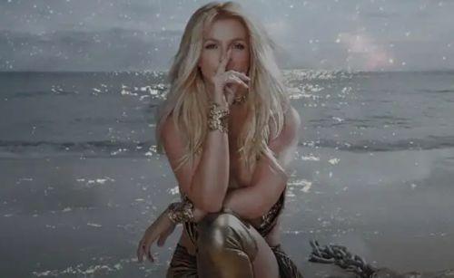 Britney Spears lança a inédita