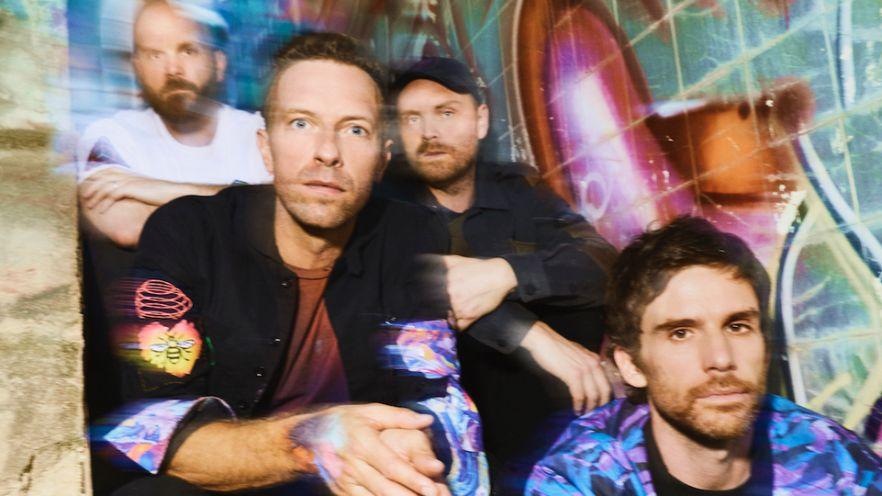 Coldplay surpreende em nova música com mais de 10 minutos. Ouça