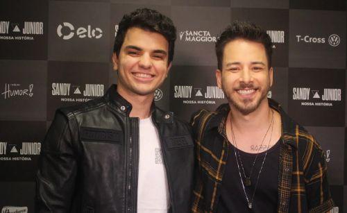 DJ do encerramento da turnê de Sandy & Junior, Santti anuncia nova parceria com Manimal