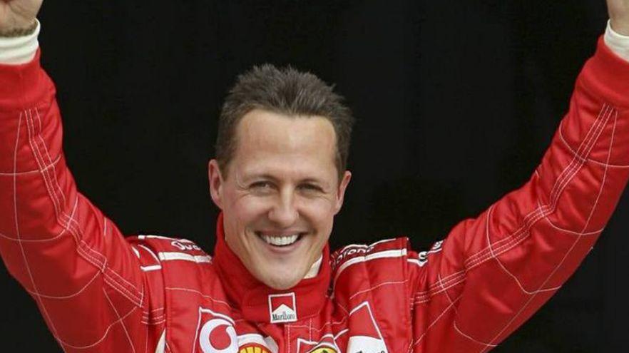 Schumacher   Família do piloto fala sobre seu estado de saúde em documentário